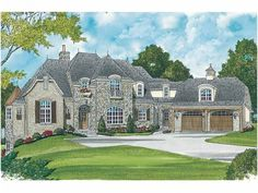 Dream floorplan #7. I'm pretty sure I've seen this exact house in Charlotte...