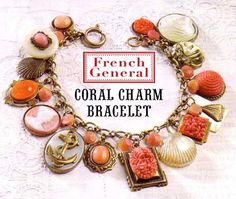 Coral Charm Bracelet – download instructions here