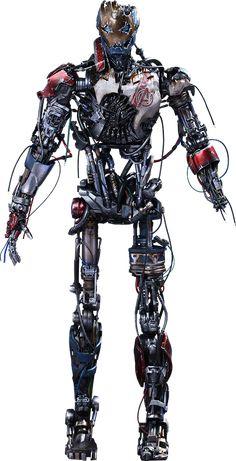 Hot Toys Ultron Mark I Sixth Scale Figure