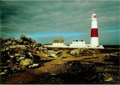Portland Bill Lighthouse - English Channel - Weymouth - Established 1716 Portland Dorset, Weymouth Dorset, English Channel, 7 Continents, Light House, Antarctica, Places Ive Been, Seaside, Peeps
