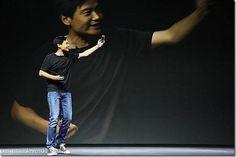 El 'Steve Jobs chino' le gana terreno a Apple - http://panamadeverdad.com/2014/08/01/el-steve-jobs-chino-le-gana-terreno-apple/