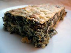 LCHF-bloggen: Spinat og fetafrittata