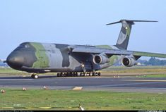 Lockheed C-5A Galaxy (L-500) - USA - Air Force | Aviation Photo #1339993 | Airliners.net Military Jets, Military Aircraft, Airplane History, Women's History, Modern History, Ancient History, C 5 Galaxy, American Civil War, American History