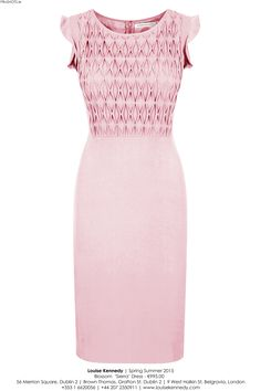Our Sierra Dress in Blossom Silk Available to purchase at 56 Merrion Square, Brown Thomas Dublin and 9 West Halkin Street