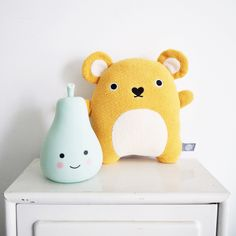 Disponible en: www.blaubloom.com In love with my new friends for our nursery! #alittlelovelycompany #noodoll #minimiks