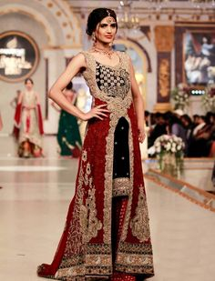 Pakistani Couture, bridal couture week 2013