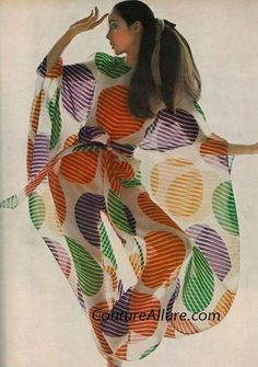 pierre cardin 1969 #vintage #fashion #photography