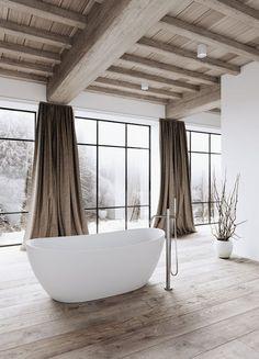 Modern Home Decor Interior Design – South Coast Home Decor House Interior, House Design, Dream Bathrooms, Bathroom Interior, Decor Interior Design, Modern House, Interior, Bathtub Design, Luxury Bathroom