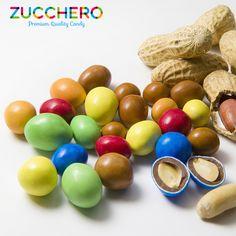 ARACHIDI COLORATE  Dragee - Chocolate - Peanuts Shop on line  www.zuccherocandy.it/prodotti/arachidi-colorate-150-g Peanut Shop, Chocolate Peanuts, E Design, Candy, Sweets, Candy Bars, Chocolates