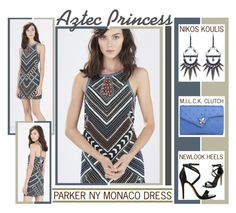 """Aztec Princess"" by latoyacl ❤ liked on Polyvore"