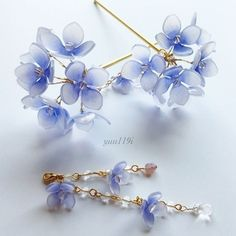 [ MDZS/ The Untamed FF] by KavyaAgnihotri (Kavya) with 232 reads. Kawaii Accessories, Jewelry Accessories, Nail Polish Flowers, Hair Jewels, Magical Jewelry, Accesorios Casual, Fantasy Jewelry, Hair Ornaments, Resin Jewelry