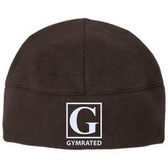 Official GYMRATED™ Brand Fleece Beanie