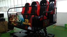 Hydraulic 6 seats XD simulator for cinema! Cinema, Movies, Cinematography, Cinema Movie Theater, Movie Theater
