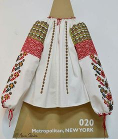 Folk Embroidery, Ukraine, Traditional, My Style, Blouse, Shirts, Outfits, Ideas, Tops