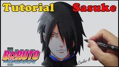 Como Desenhar Sasuke - How to Draw Sasuke