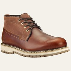 Shop Timberland's Britton Hill collection of men's leather boots to up your style game.