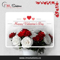 #Love is not finding Someone to live with; It's finding Someone you can't Live Without  Spread Love, Spread peace. #HappyValentinesDay !  #IMSolutions