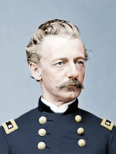 General Henry Slocum, USA. Started out as Colonel of the 27th NY Union regiment for 2 years.