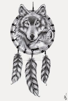 Wolf Tattoo maybe for me and wil? Im still undecided
