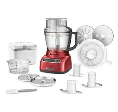A KitchenAid food processor can help you eat well in 2014! #TSCLiveWell