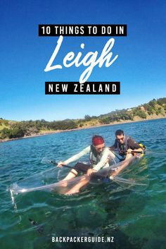 10 Amazing Things to Do in Leigh - NZ Pocket Guide New Zealand Travel Guide Stuff To Do, Things To Do, Glass Bottom Boat, New Zealand Travel Guide, Marine Reserves, Rocky Shore, Fishing Charters, Rock Pools, Snorkelling