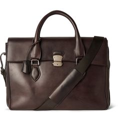 Berluti - E'Mio Leather Briefcase | MR PORTER