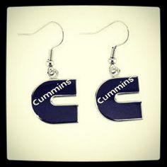 cummins earrings