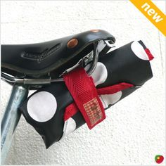 Tool Roll Bashô via HAPPY BICYCLE STORE. Click on the image to see more!