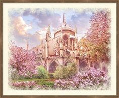 Spring Framed Print By Marina Grey