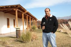 Mauricio Lorca - Angel funded Argentinian winemaking superstar!