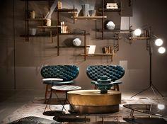 Anna Casa Interiors | Salone Internazionale del Mobile 2014 - Latest Trends - Baxter