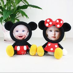 This is a crochet pattern (PDF file) NOT a finished Photo Frame you see on the photos! SKILL LEVEL: EASY Photo Frame MICKEY MOUSE - size 19 cm (7 in), if using sport weight yarn (Sport (12 wpi), 2 : Fine). This pattern is available in: English (US crochet terms) Russian SKILL LEVEL: