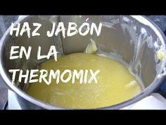 Jabon casero con thermomix - YouTube