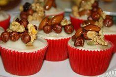 Cupcakes de frutos secos