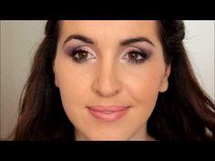 Maquilhagem para Olhos Caídos - YouTube