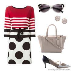 Just in love! Tubinho perfeito!Veja post completo em www.carolinedemilin.com.br #personalstylist #consultoriadeimagem #amooquefaço #personalstylistbh #consultoriademoda #estilo #style #trend #tendencias #looks #lookdodia #lookoftheday #moda #fashion #boutiquemoschino #coach #jimmychoo #elizabethandjames #