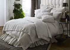 Romantic Bedding | Indeed Decor