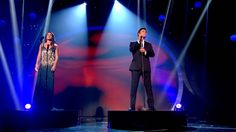 Donny Osmond and Laura Wright perform 'Don't Give Up' - BBC Children in ...