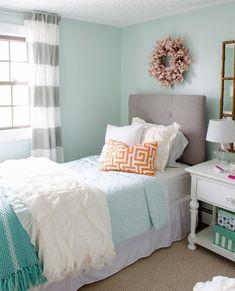 style a teen girls bedroom