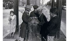 The Wishing Tree, Harlem, New York, 1937 by Aaron Siskind on Curiator, the world's biggest collaborative art collection. Harlem Renaissance, New York Street, New York City, Aaron Siskind, The Bowery Boys, Harlem New York, Harlem Nyc, Berenice Abbott, By Any Means Necessary