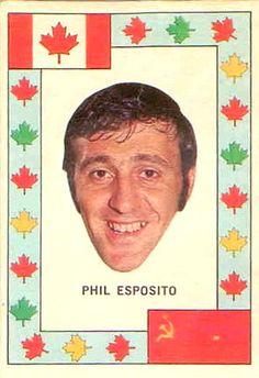 Nhl Hockey Teams, Ice Hockey Players, Boston Bruins, Phil Esposito, Hockey Hall Of Fame, Summit Series, Canada, National Hockey League, New York Rangers