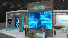 White Bay at Egypt on Behance Exhibition Booth Design, Exhibition Stands, Exhibit Design, Online Portfolio, Autocad, Art Direction, Egypt, Gate, Architecture Design