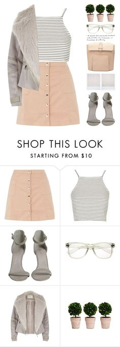 """""""Lori"""" by chelseapetrillo ❤ liked on Polyvore featuring Innocence, Topshop, River Island and Whistles"""