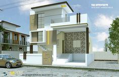 25 beautiful modern House bungalow home elevations