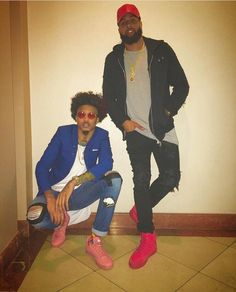 August Alsina & Odell Beckham Jr