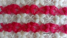 Hand Embroidery Stitches, Crochet Stitches Patterns, Baby Knitting Patterns, Stitch Patterns, Simple Embroidery Designs, Diy Purse, Knitting Videos, Tunisian Crochet, Yarn Shop
