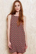 Cooperative Tank Dress in Floral at Urban Outfitters