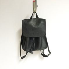 Another One Of The Beautiful New Leather Backpacks For Our I Can Make Bags Class