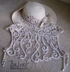 Modern Irish Crochet Lace: