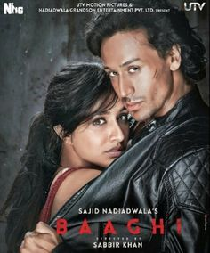 Baaghi new poster: Tiger Shroff and Shraddha Kapoors rebellious love couldnt have been more RIVETING!